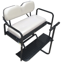 EzGo RXV Rear Flip Seat - RXV