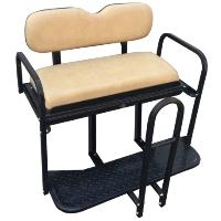 EzGo TXT Rear Flip Seat - TXT