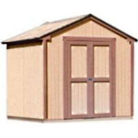 High Quality Homestead 8' x 8' Garden Tool Shed Kit