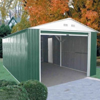 Duramax 12x20 Imperial Metal Storage Barn Garage