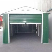 Duramax 12x26 Imperial Metal Storage Barn Garage