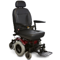 "Shoprider 6Runner 14"" HD Powerchair Heavy Duty Bariatric Power Wheelchair"