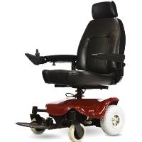 Shoprider 4 Wheel Power Travel Mobility Wheelchair - Streamer Sport