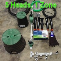 Brand New 1 Zone Lawn Sprinkler Kit Version 1