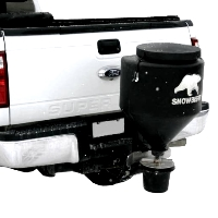 SnowBear Tailgate Salt Spreader Salt Spreader - 250lb. Capacity