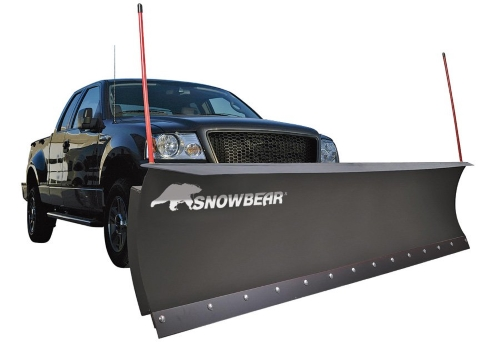 82 Snowbear Snow Plow Electric Snow Plow With Manual Angle