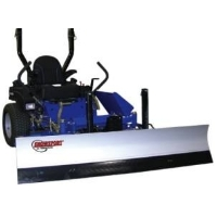 High Quality SnowSport Zero Turn Radius Mower Snow Plow