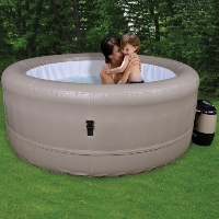 Brand New Simplicity Inflatable Spa