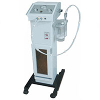 Crystal & Diamond Microdermabrasion With Hot Towel Cabinets