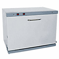 24 piece Hot towel Cabinet with Sterilizer for Spas