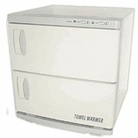 Combo Hot Towel Cabinet with Sterilizer (2 in 1) for Spas
