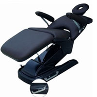 Facial and Massage Chair with Bed Advance Technology 4 Motors