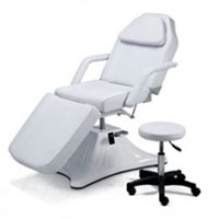 Hydraulic Facial Chair Bed & Stool