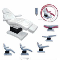 Facial & Massage Bed Table with 5 Motors Advance Technology