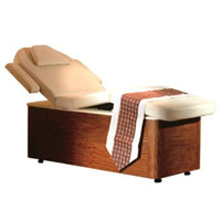 Electric Motor Facial & Massage Bed Table