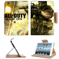 CALL OF DUTY BLACK OPS 2 Apple Ipad Mini Flip Case Stand Smart Magnetic Cover