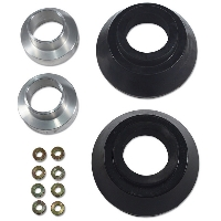 """2002-2007 Jeep Liberty (excludes diesel engine models) - 2"""" Suspension Lift Kit"""