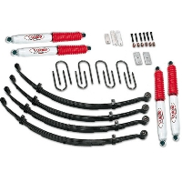 "1976-1986 Jeep CJ7 - 2.5"" EZ-Ride Suspension Lift Kit (includes pitman arm)"