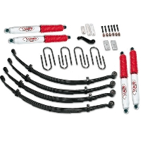 "1976-1986 Jeep CJ7 - 4"" Suspension Lift Kit (includes pitman arm)"
