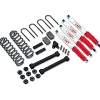 "1987-2001 Jeep Cherokee 4x4 - 3.5"" Suspension Lift Kit"