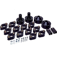 "2007-2013 Jeep Wrangler JK - 2 3/4"" Combo Lift Kit (1 3/4"" Suspension Lift / 1"" Body Lift)"