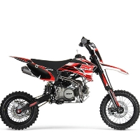 140cc Dirt Bike SSR 4 Speed Manual Pit Bike - SR140TR