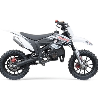 Brand New 50cc Dirt Bike 2.4hp 2 Stroke Pit Bike