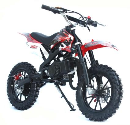 Brand New SSR SX50 Automatic Dirt Bike