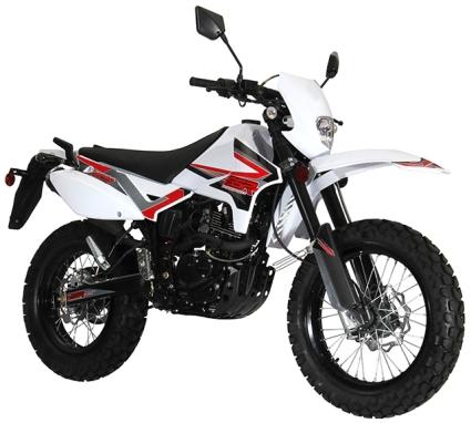 200cc Enduro Street Legal 4 Stroke Dirt Bike California C A R B
