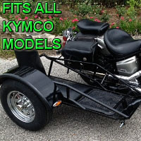 Kymco Side Car Renegade Series Scooter Sidecar Kit