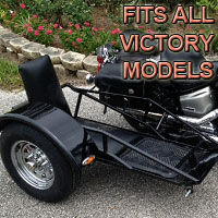 Victory Side Car Renegade Series Motorcycle Sidecar Kit