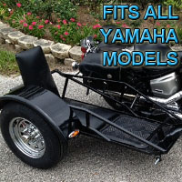 Yamaha Side Car Renegade Series Scooter Sidecar Kit