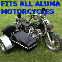 Aluma Side Car Motorcycle Sidecar Kit