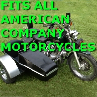 American Motorcycle Company Side Car Motorcycle Sidecar Kit