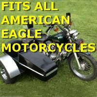 American Eagle Car Motorcycle Sidecar Kit