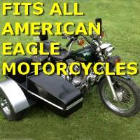 American Eagle Car Motorcycle Sidecar Kit