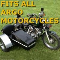 Argo Side Car Motorcycle Sidecar Kit