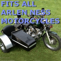 Arlen Ness Side Car Motorcycle Sidecar Kit