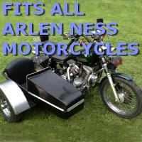 Arlen Ness Side Car Motorcycle Sidecar Kit