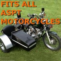 Aspt Side Car Motorcycle Sidecar Kit