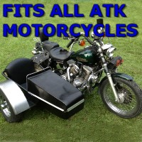 ATK Side Car Motorcycle Sidecar Kit