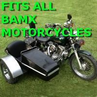 Bamx Side Car Motorcycle Sidecar Kit