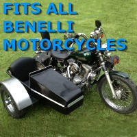 Benelli Side Car Motorcycle Sidecar Kit