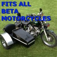 Beta Side Car Motorcycle Sidecar Kit