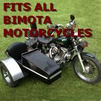 Bimota Chopper Side Car Motorcycle Sidecar Kit