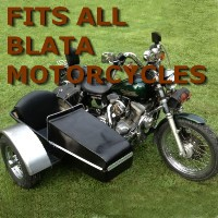 Blata Side Car Motorcycle Sidecar Kit
