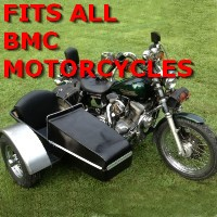 BMC Side Car Motorcycle Sidecar Kit