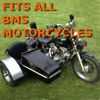 BMS Side Car Motorcycle Sidecar Kit