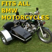 Side Car Motorcycle Sidecar Kit - Fits BMW Models