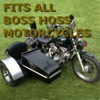 Boss Hoss Side Car Motorcycle Sidecar Kit